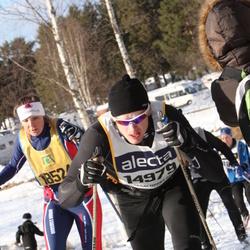 Skiing 90 km - Eirik Lien (14979)