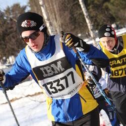 Skiing 90 km - Elias Lennartsson (13377)
