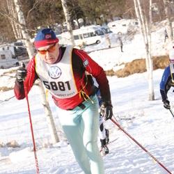Skiing 90 km - Bjørn S. Brochmann (5881)