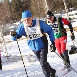 Skiing 90 km - Börje Fjällström (6127)