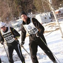 Skiing 90 km - Fredrik Pagmen (6029)