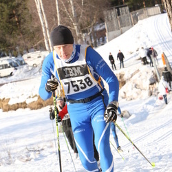 Skiing 90 km - Anders Engstrand (7538)