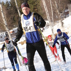 Skiing 90 km - Jems Martinsson (8547)
