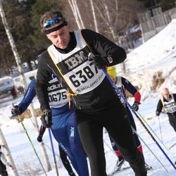 Skiing 90 km - Björn Westergaard (6387)