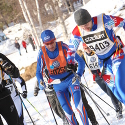 Skiing 90 km - Alexander Östlund (9403)