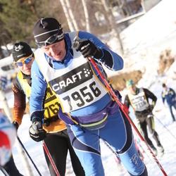 Skiing 90 km - Holger Jakobsson (7956)