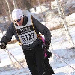 Skiing 90 km - Bror Eriksson (5127)