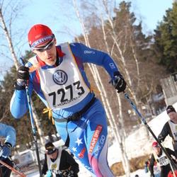 Skiing 90 km - Fredrik Westerdahl (7273)