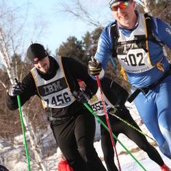 Skiing 90 km - David Danielsson (7456)