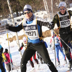Skiing 90 km - Erwin Tumler (11971)