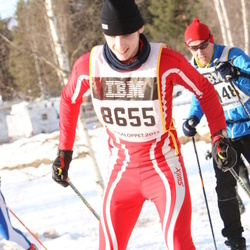 Skiing 90 km - Christian Rohde (8655)