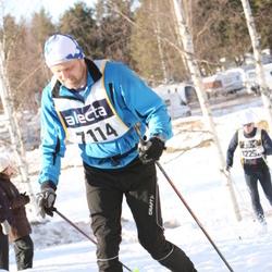 Skiing 90 km - Björn Skårman (7114)