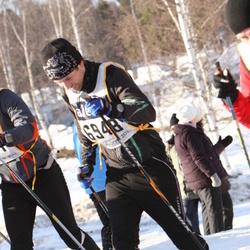 Skiing 90 km - David Engström (6948)