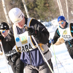 Skiing 90 km - Henrik Eliasson (8884)
