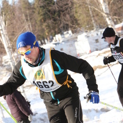 Skiing 90 km - Daniel Westerlund (4662)