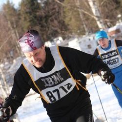 Skiing 90 km - Andreas Gabrielsson (8712)