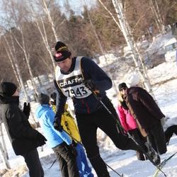 Skiing 90 km - Anders Frykholm (7943)
