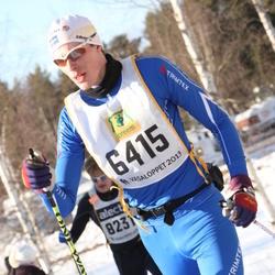 Skiing 90 km - Fredrik Olson (6415)