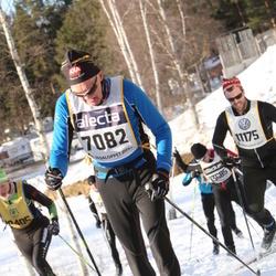 Skiing 90 km - Jan-Ove Höglund (7082)