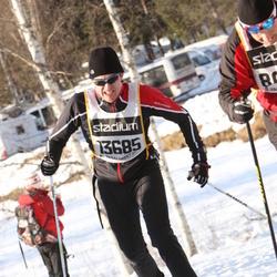 Skiing 90 km - Daniel Karlsson (13685)