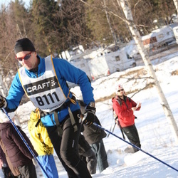 Skiing 90 km - Christer Wessberg (8111)