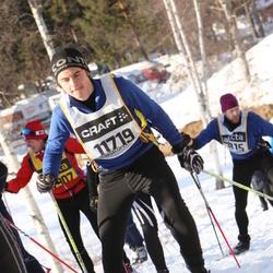 Skiing 90 km - Elias Karlsson (11719)