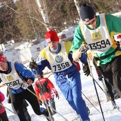 Skiing 90 km - Anders Nordeman (7358)