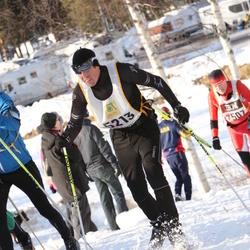 Skiing 90 km - Henrik Lenngren (5213)