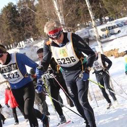 Skiing 90 km - Henrik Dellborg (5296)