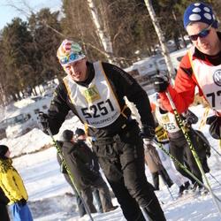Skiing 90 km - Henrik Strömberg (5251)