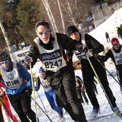 Skiing 90 km - Dieck Gustafsson (8247)