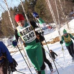 Skiing 90 km - Anders Petersson (6342)