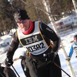 Skiing 90 km - Anders Svensson (10382)