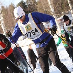 Skiing 90 km - Anders Nises (7754)