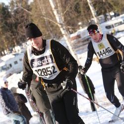 Skiing 90 km - Christian Högberg (12852)