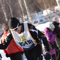 Skiing 90 km - David Pettersson (15418)
