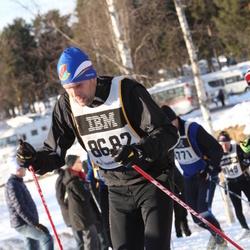 Skiing 90 km - Christian Axelsson (8682)