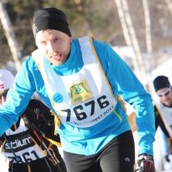Skiing 90 km - David Olsson (7676)