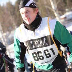 Skiing 90 km - Andreas Andersson (8661)