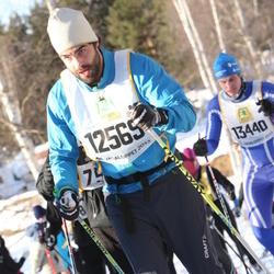 Skiing 90 km - David Törnquist (12569)
