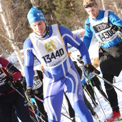 Skiing 90 km - Bjørn Erik Lote Henden (13440)