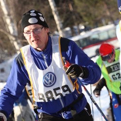 Skiing 90 km - Dick Hansson (9859)