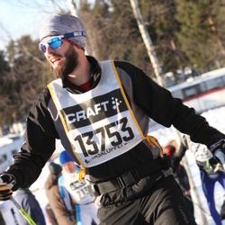 Skiing 90 km - Carl Nyman (13753)