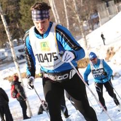 Skiing 90 km - Adam Samuelsson (10475)