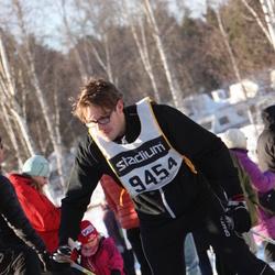 Skiing 90 km - Axel Schörling (9454)