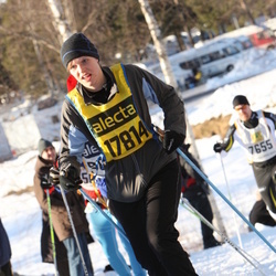 Skiing 90 km - Cecilia Karlsson (17814)