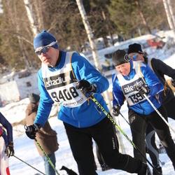 Skiing 90 km - Henry Broström (9408)