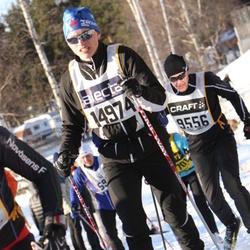 Skiing 90 km - Elias Jakobsson (14974)