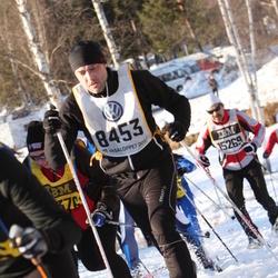 Skiing 90 km - Anders Nisser (8453)