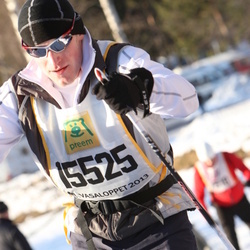 Skiing 90 km - Jan Zraly (15525)